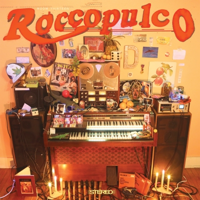 Room thirteen album art