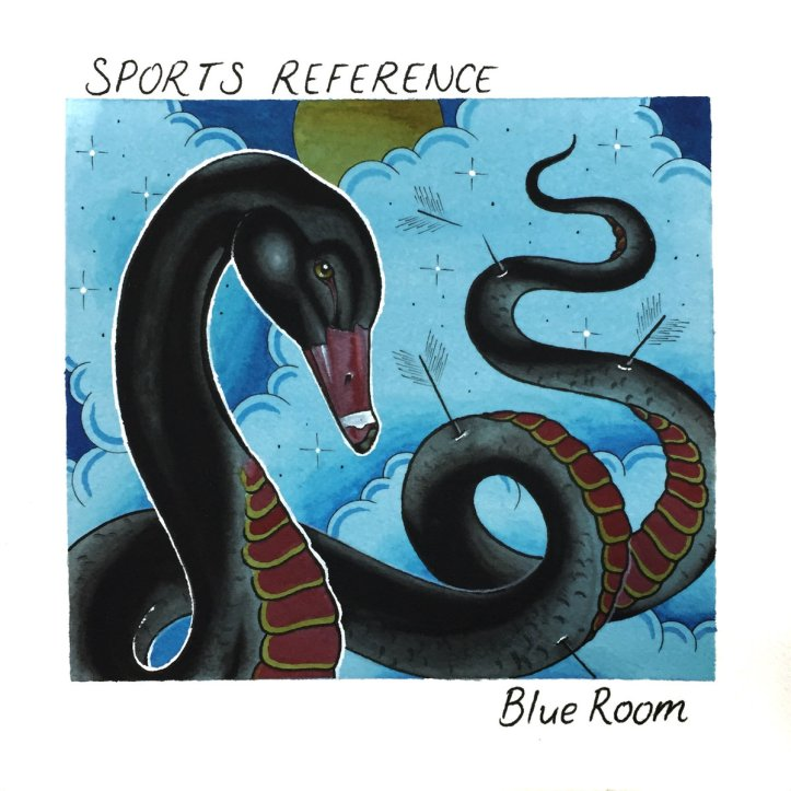 sportw refernce blue room