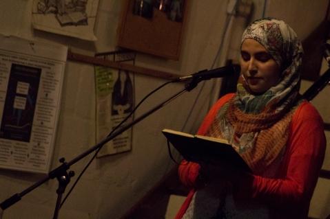 Poetry Slam 22